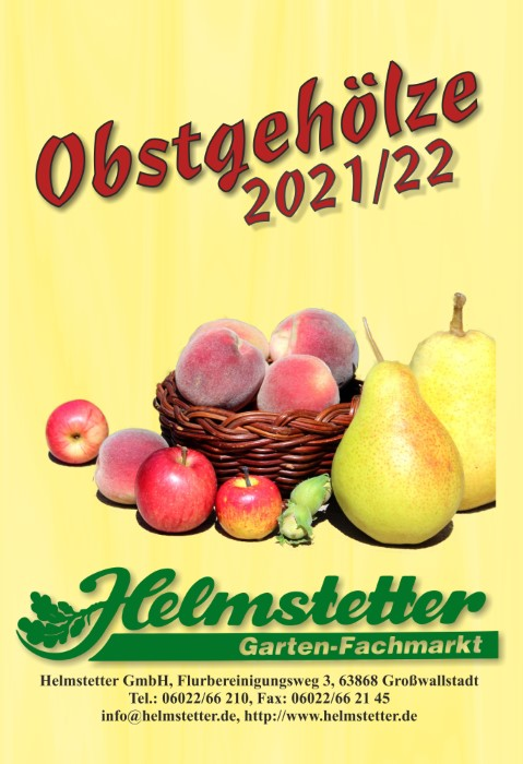 Obstsortenliste